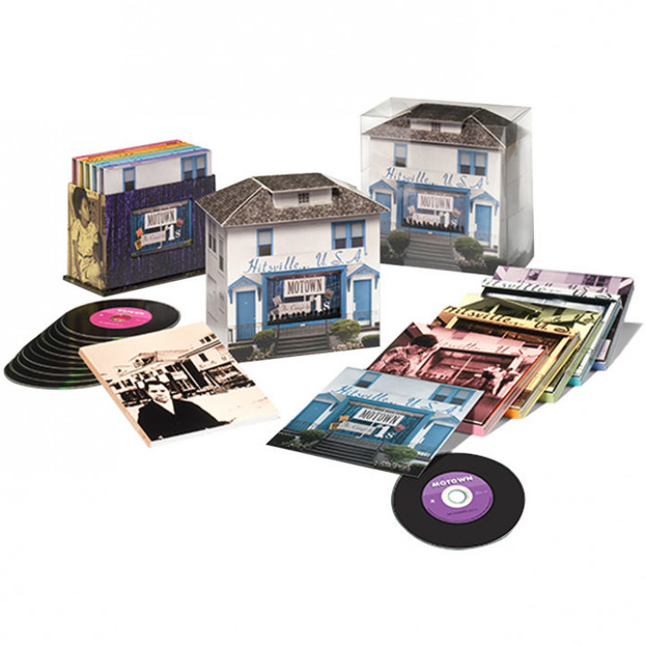 Motown: The Complete No. 1′s
