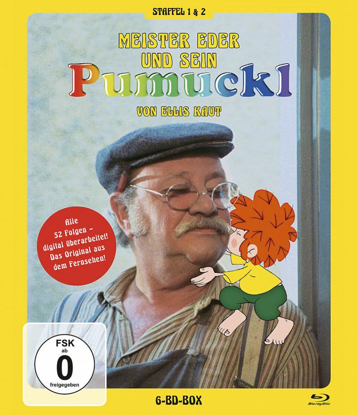 Meister Eder und sein Pumuckl - Staffel 1+2