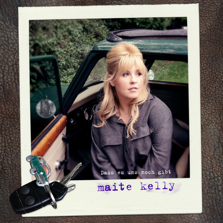 Maite Kelly Dass es uns noch gibt Single Cover