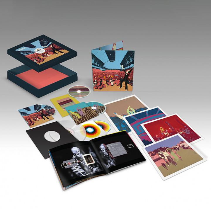 TCB - Surrender 3CD/DVD+Vinyl