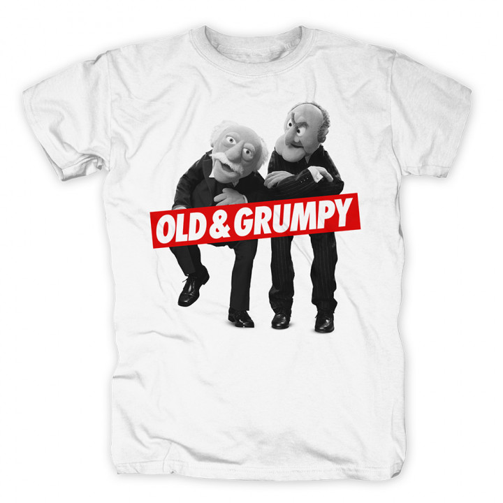 Muppets—Old & Grumpy