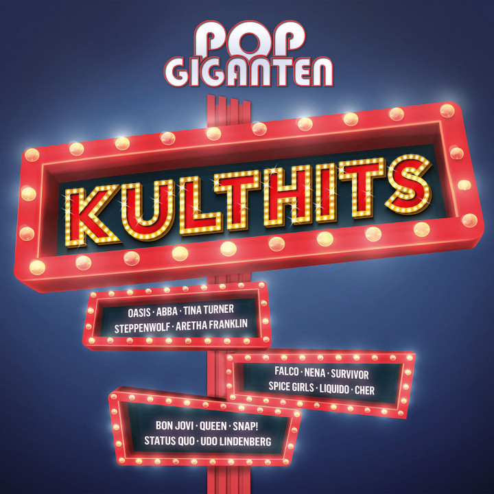 Pop Giganten - Kulthits