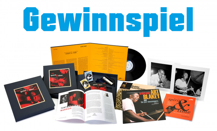 BLUE NOTE REVIEW-Box Spirit & Time