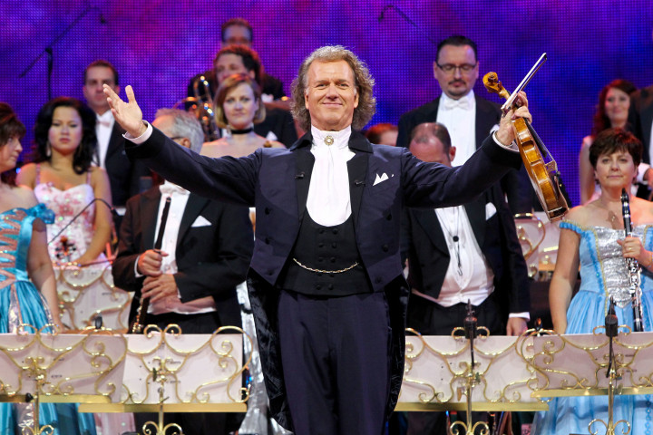 Andre Rieu Press 2019 70