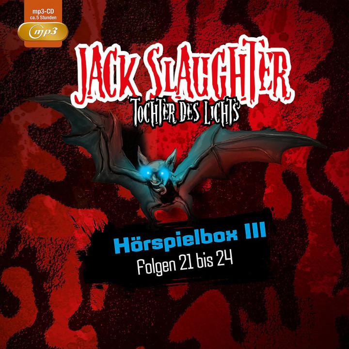Jack Slaughter Hörspielbox III