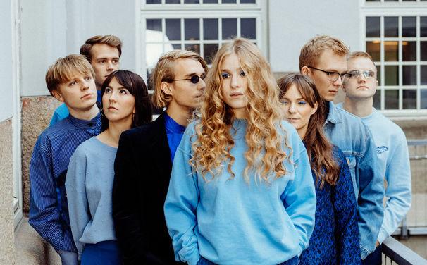 Fieh, Soul-Kollektiv aus dem kühlen Norden - Debüt-Album von Fieh ist erschienen