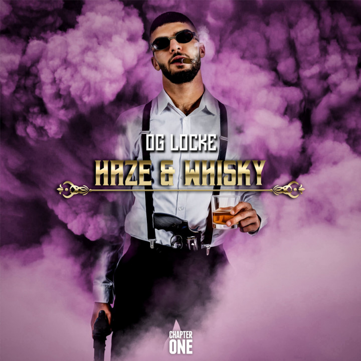 OG Locke - Haze Whisky Cover
