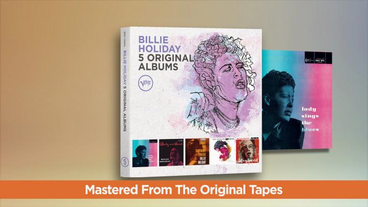 Billie Holiday - 5 Original Albums