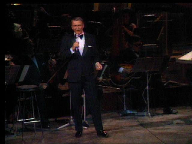 Frank Sinatra, My Way (Royal Festival Hall, London, 1970)