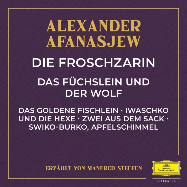 Die Froschzarin / Das Füchslein und der Wolf / Das goldene Fischlein / Iwaschko und die Hexe / Zwei aus dem Sack / Swiko-Burko, Apfelschimmel