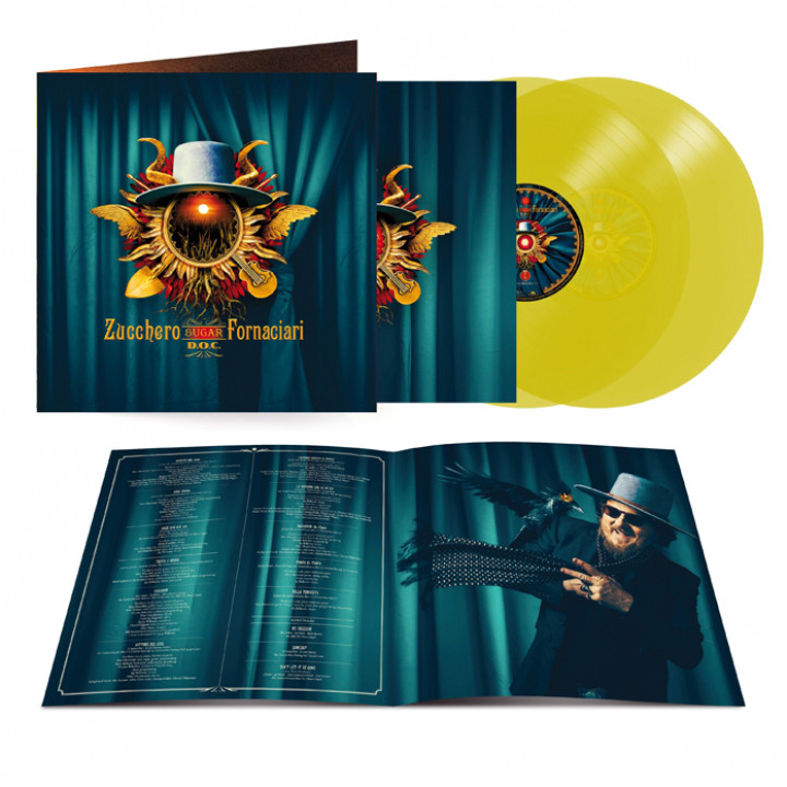 Zucchero - D.O.C. Ltd Yellow
