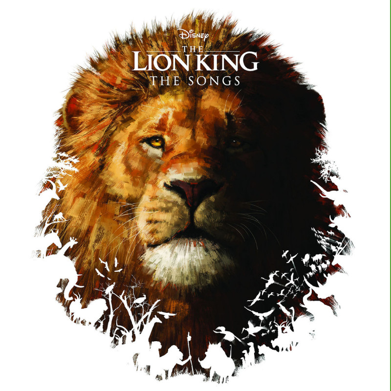 The Lion King: The Songs (Original Motion Picture Soundtrack)