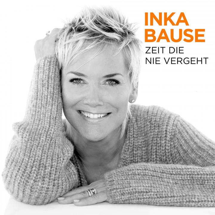Inka Bause Zeit die nie vergeht Single Cover
