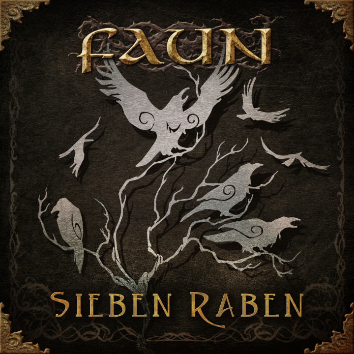 Faun Sieben Raben Single Cover
