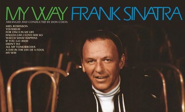 Frank Sinatra, He did it his way - My Way als Jubiläumsedition