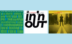 JazzEcho-Plattenteller, Great Reid Miles Covers - Gesamtkunstwerke, die ihrer Zeit voraus waren