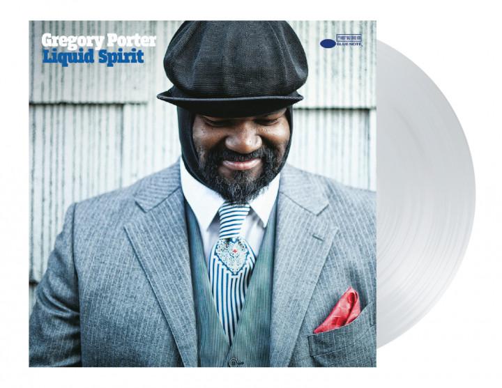 Liquid Spirit (exkl. in transparentem Vinyl bei Mediamarkt und Saturn)