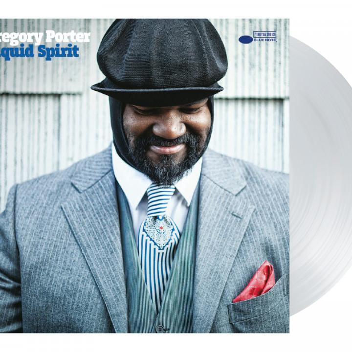 Liquid Spirit in transparentem Vinyl MSG exklusiv