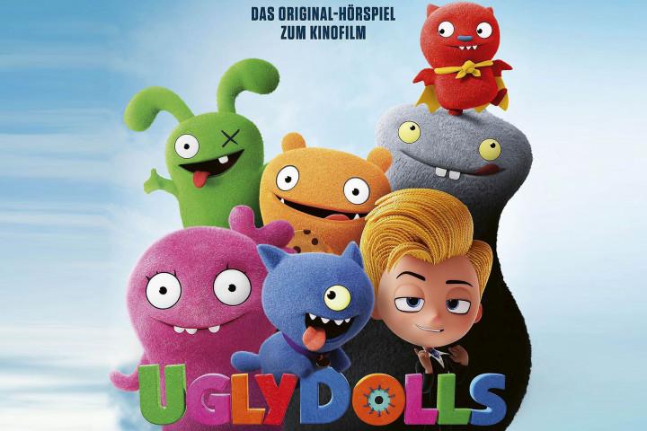UglyDolls Hörspiel zum Kinofilm News