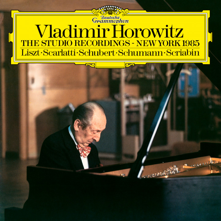 Vladimir Horowitz: The Studio Recordings · New York 1985