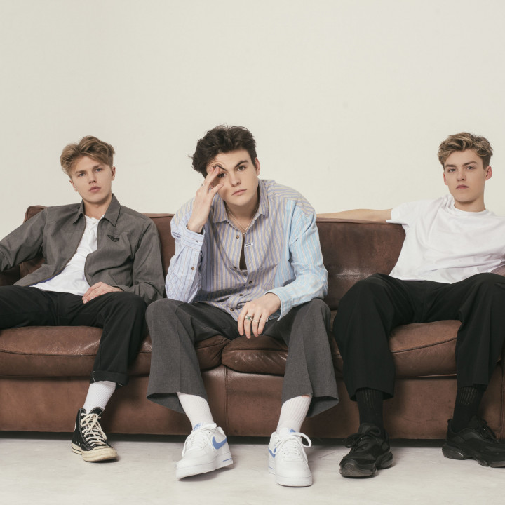 New Hope Club 2019 Press Shot 1