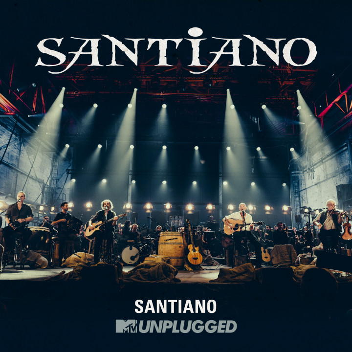 Santiano - Santiano (MTV Unplugged) Single Cover