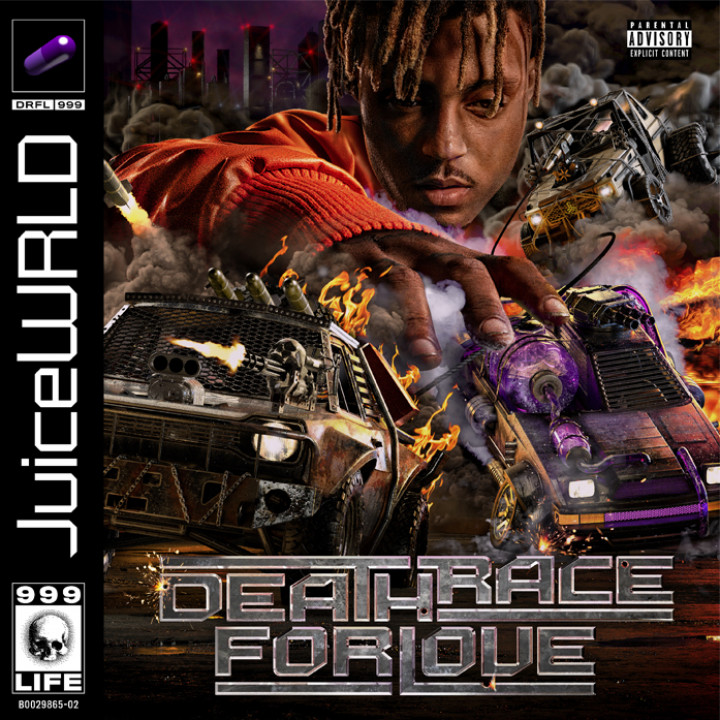 Death Race For Love Juice WRLD