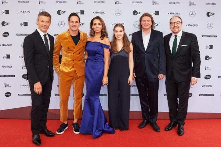 OPUS KLASSIK 2019: UNIVERSAL MUSIC Künstler besonders erfolgreich