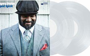 Gregory Porter, Klare Sache - Liquid Spirit jetzt als Clear-Vinyl-LP
