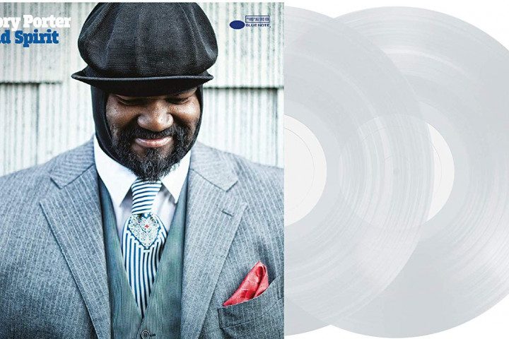 Gregory Porter - Liquid Spirit Limited Edition transparent Vinyl