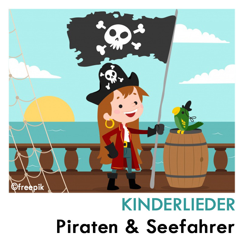 Piraten Kinderlieder Playlist