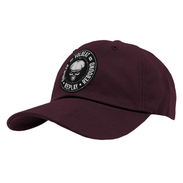 Baseball Cap Patch