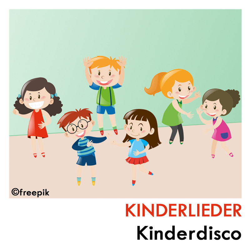 Kinderdisco Playlist