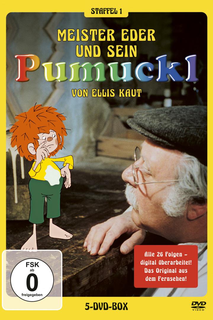 Meister Eder und sein Pumuckl - Staffel 1 - Cover