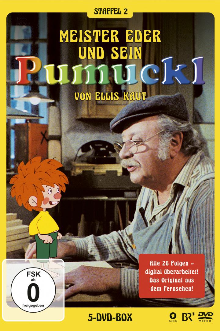 Meister Eder und sein Pumuckl - Staffel 2 - Cover
