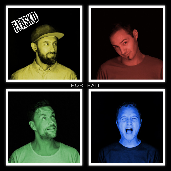 Fiasko Portrait Single Cover