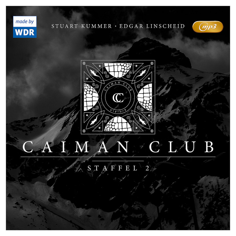 Caiman Club Staffel 2 (Folge 06 – 09) mp3 CD