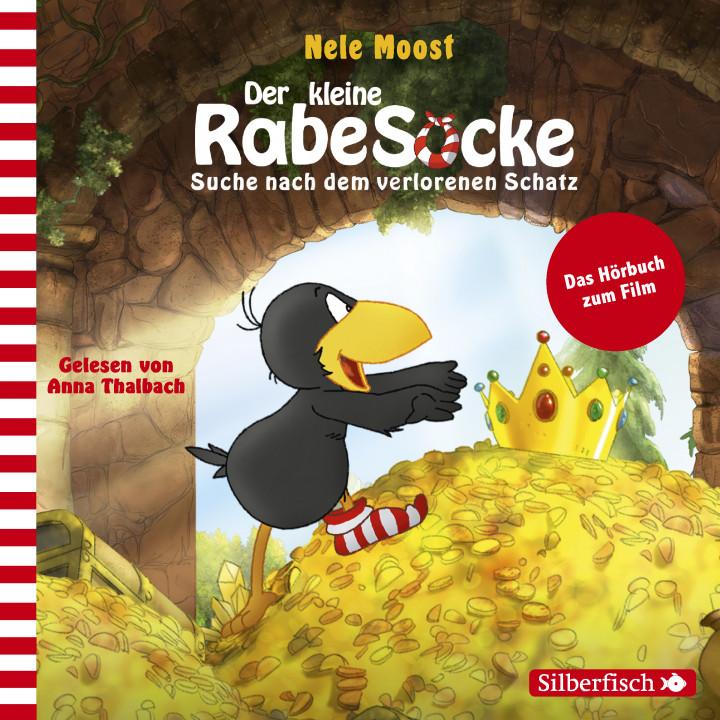 Der kleine Rabe Socke 3 Cover