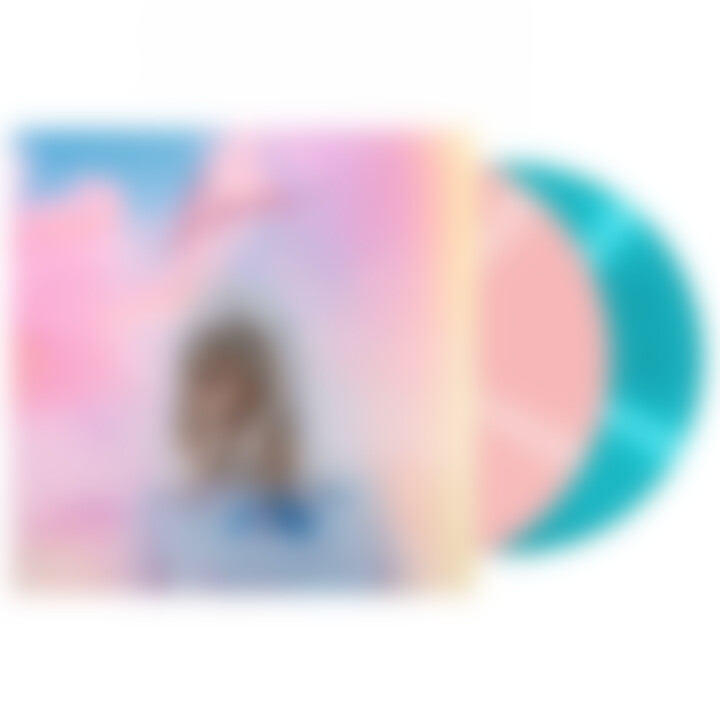 Taylor Swift Lover Coloured Vinyl