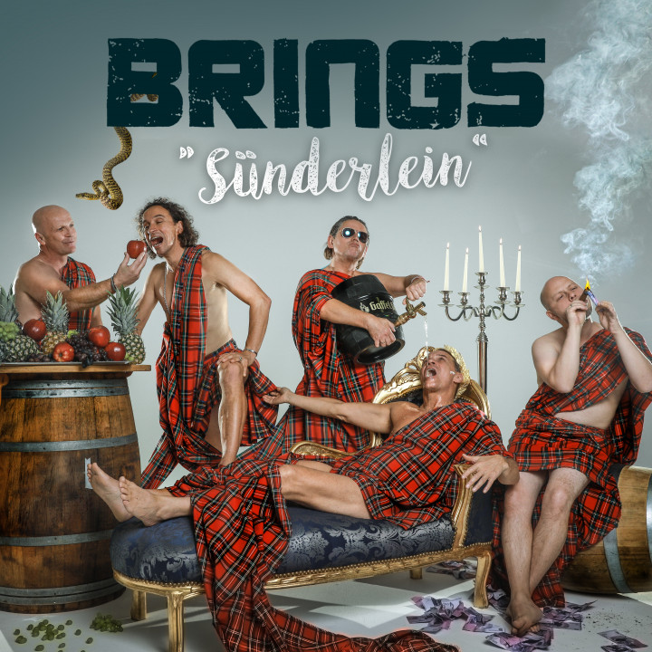 Brings Sünderlein Single Cover