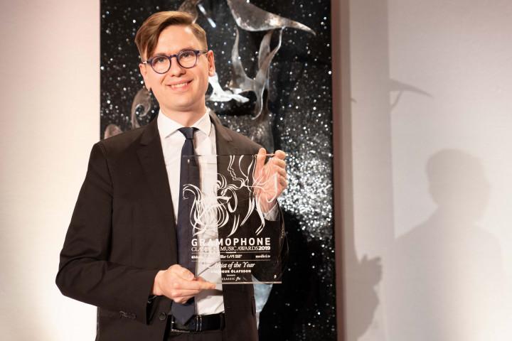 Vikingur Ólafsson - Gramophone Awards 2019