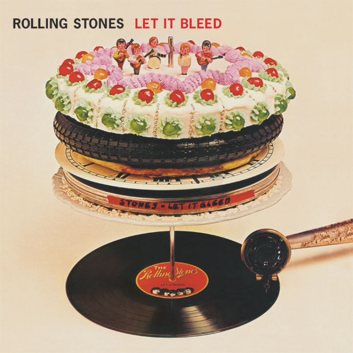 Let It Bleed 50th Anniversary Cover