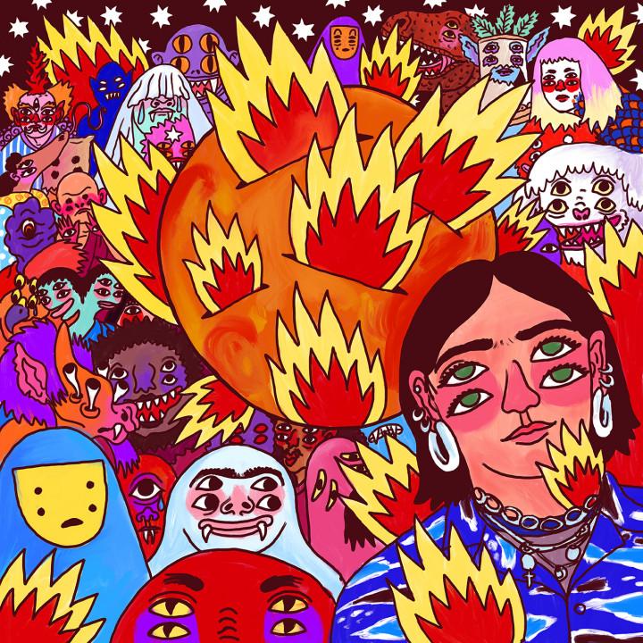 BENEE - Fire On Marzz EP