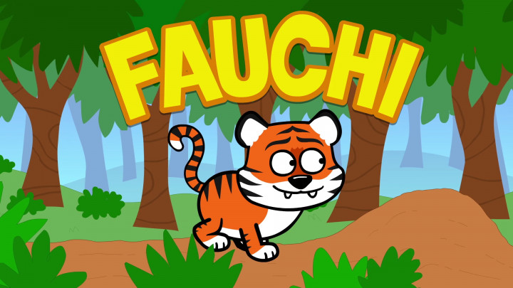 Fauchi der kleine Tiger