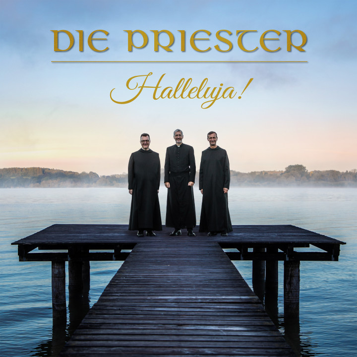 Die Priester Halleluja Album Cover