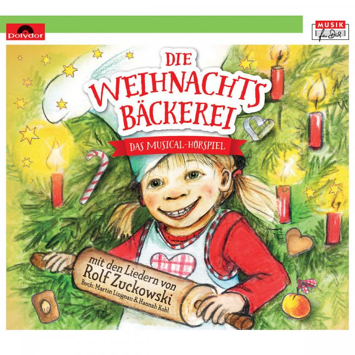 weihnachtsbäckerei musical cover