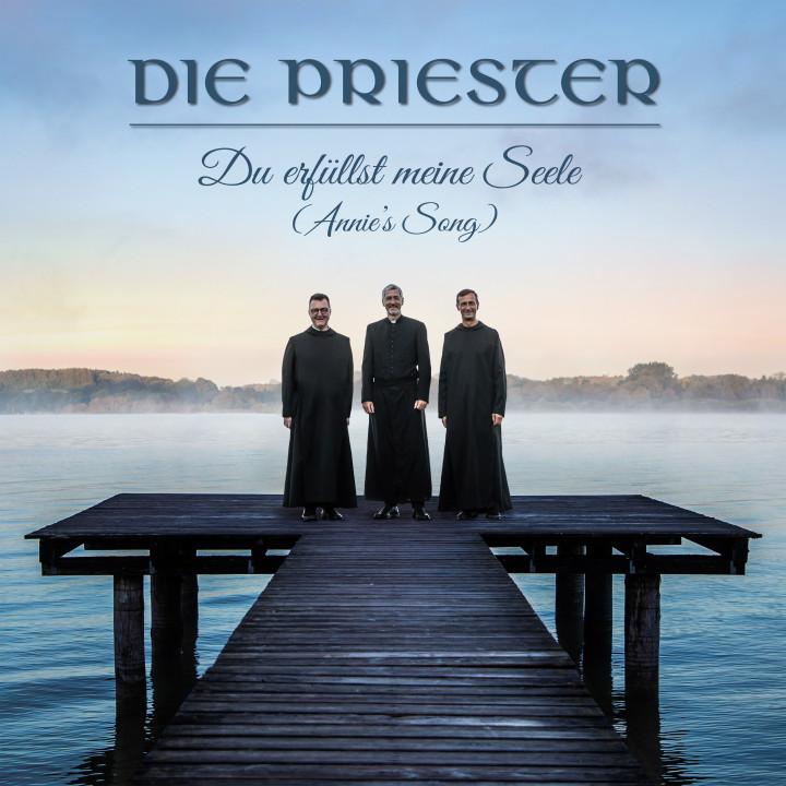 Die Priester Du Erfüllst meine Seele Single Cover