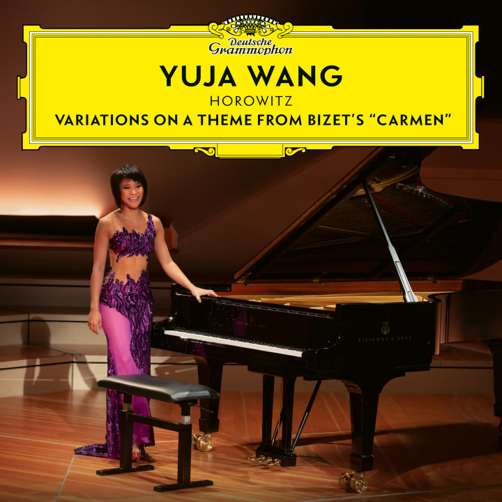 "Yuja Wang - Variations on a Theme from Bizet's ""Carmen"""