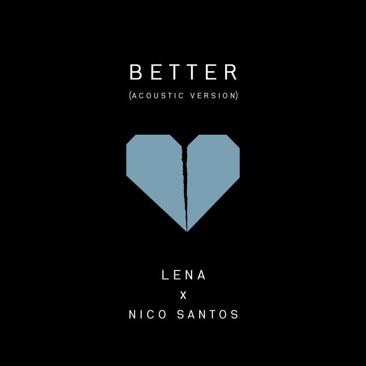 Lena Nico Santos Better Akustik