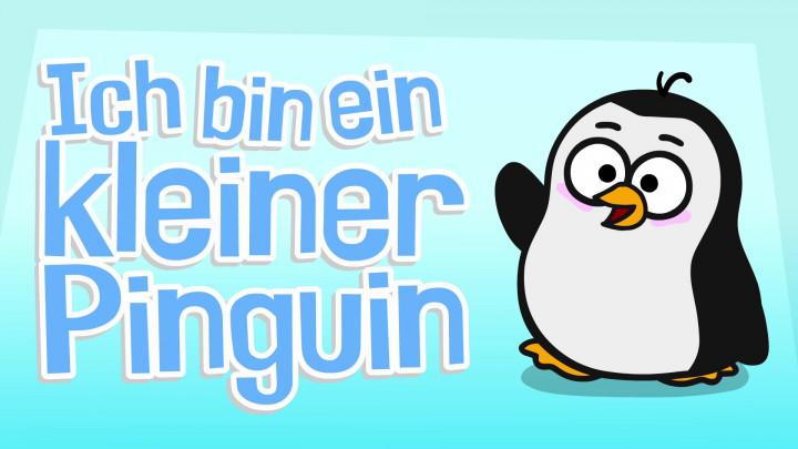 Ich bin ein kleiner Pinguin